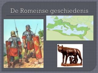 De Romeinse geschiedenis