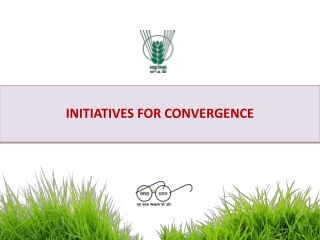 Establishing Convergence