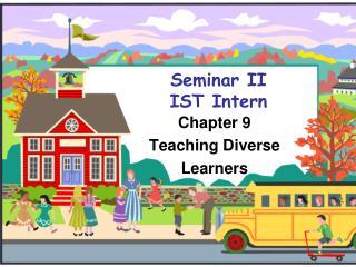 Seminar II IST Intern