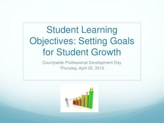 Student Learning Objectives: Setting Goals for Student Growth