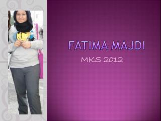 Fatima Majdi
