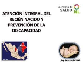 ATENCIÓN INTEGRAL DEL RECIÉN NACIDO Y PREVENCIÓN DE LA DISCAPACIDAD
