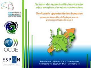 Se saisir des opportunités territoriales  enjeux partagés pour les régions transfrontalières