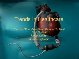 Trends In Healthcare :