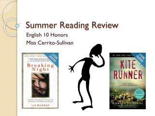 Summer Reading Review