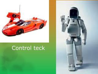 Control  teck