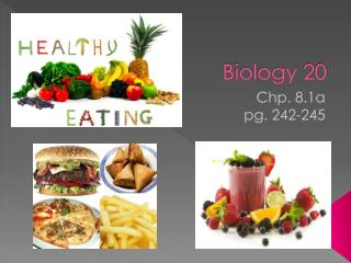 Biology 20