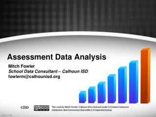 Assessment Data Analysis