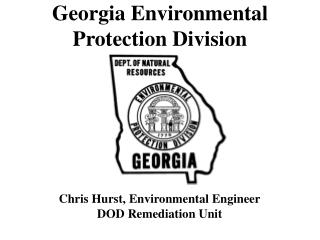 Georgia Environmental Protection Division