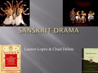 Sanskrit Drama