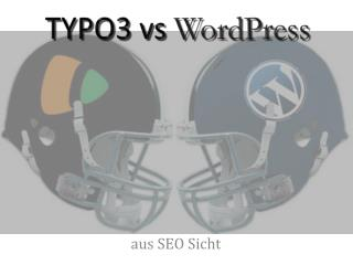 TYPO3 vs WordPress