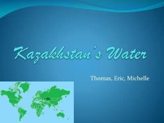 Kazakhstan's Water