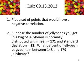 Quiz 09.13.2012
