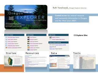 15 Explorer Sites