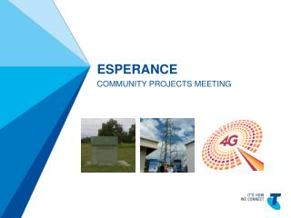 Esperance Community Projects meeting
