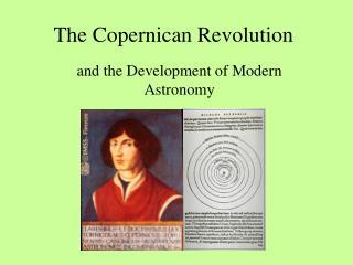 The Copernican Revolution