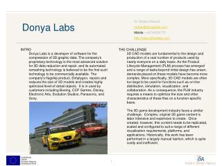 Donya Labs