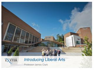 Introducing  Liberal Arts