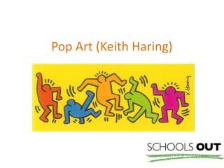 Pop Art (Keith Haring)