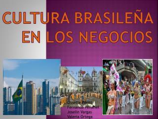 Cultura brasileña en los negocios