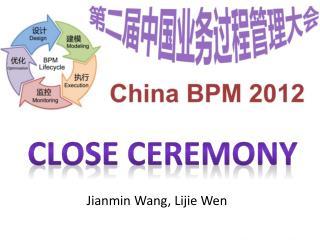 Jianmin Wang,  Lijie Wen