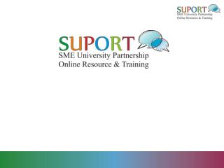 SMEs – collaborating with a HEI