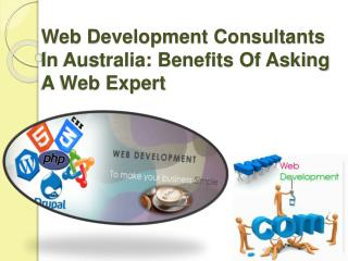 Web Development Consultants: Benefits Of Asking A Web Expert