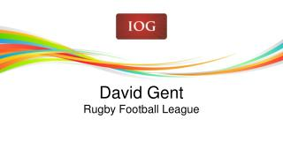 David Gent Rugby Football League