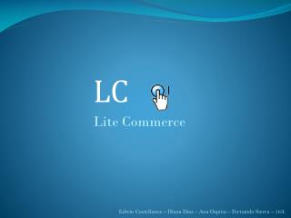 Lite Commerce