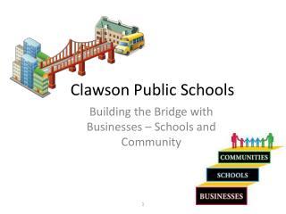 Clawson Public Schools