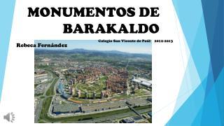 MONUMENTOS DE BARAKALDO