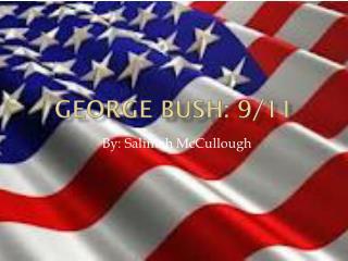 George Bush: 9/11