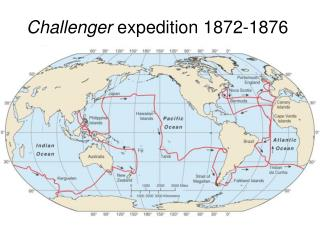 Challenger  expedition 1872-1876