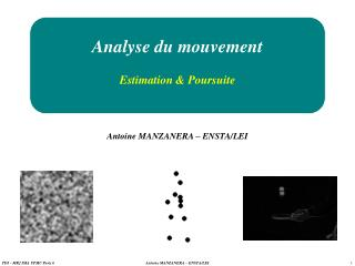Analyse du mouvement