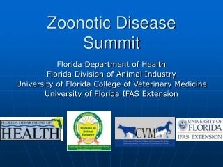 Zoonotic Disease Summit