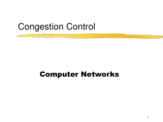 ATM Traffic  Congestion Control