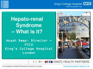 Hepato-renal Syndrome