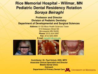 Rice Regional Dental Clinic – Willmar, MN