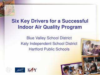 Six Key Drivers for a Successful Indoor Air Quality Program