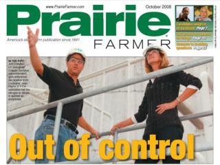 Recent fertilizer price trends are not a pretty picture