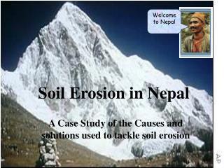 Soil Erosion in Nepal
