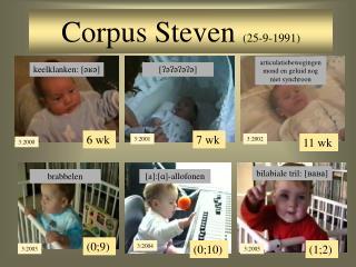 Corpus Steven  (25-9-1991)