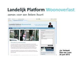 Jur Verbeek  Riet van Loon 25 juni 2012