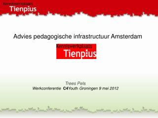 Trees Pels Werkconferentie   C4 Youth  Groningen 9 mei 2012