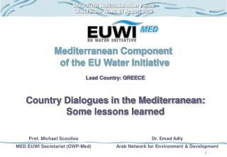 Mediterranean Component