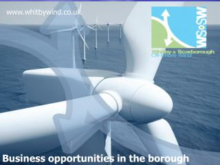 Business opportunities in the borough