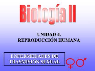 ENFERMEDADES DE TRASMISIÓN SEXUAL