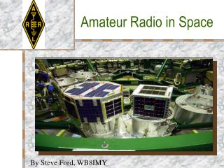 Amateur Radio in Space