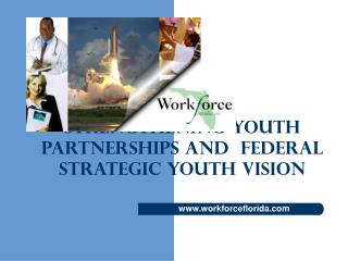 Strengthening Youth Partnerships and  Federal Strategic Youth Vision