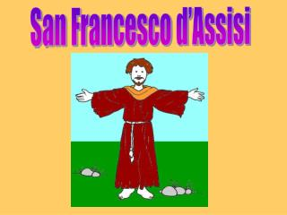 San Francesco d�Assisi